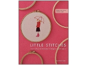 Little Stitches - One hundred plus Sweet Embroidery Designs book
