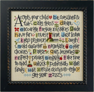 Lizzie Kate Cross Stitch Patterns - Welcome to Hidden Staircase