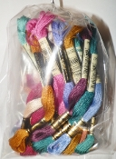 DMC Embroidery Floss Pack for Mirabilia Designs Elizabeth