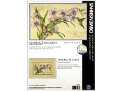 Dimensions counted cross stitch kit Orchids Hummingbird