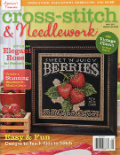 Cross-Stitch & Needlework May 2013 Magazine