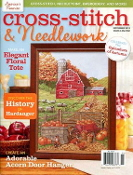 Cross Stitch & Needlework November 2013 magazine