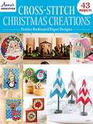 Cross Stitch Christmas Creations soft cover book