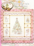 Crabapple Hill Studio Deck the Halls Quilt Assembly Christmas pattern