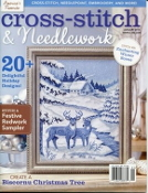 Cross-stitch Needlework January 2015 magazine