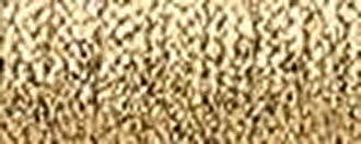 Kreinik Metallics Very Fine Braid 202HL Aztec Gold thread, embroidery, counted cross stitch