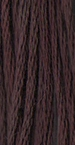 The Gentle Art Sampler threads - Black Cherry Limited edition embroidery floss