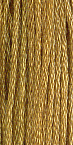 The Gentle Art Sampler Threads Grecian Gold 5 yard skein embroidery, counted cross stitch