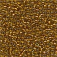 Mill Hill Glass Seed Beads 02040 Light Amber