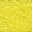 Mill Hill Glass Seed Beads 00128 Yellow