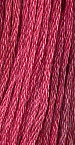 The Gentle Art Sampler Threads - Red Grape 0340 5 yard skein embroidery floss