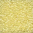 Mill Hill Glass Seed Beads 02002 Yellow Creme