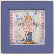 Mill Hill Needlework Fairy counted cross stitch kit
