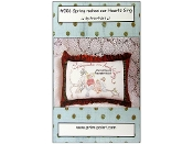 Prim-Point Designs Spring Makes Our Hearts Sing hand embroidery pattern