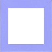 Mill Hill Frame GBFRM8 Matte Periwinkle