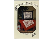 Blueberry Backroads - Grandmas Back Yard - hand embroidery pattern