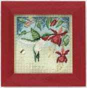 Mill Hill Hummingbird counted cross stitch kit