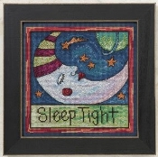 Mill Hill Sticks - Sleep Tight - beaded counted cross stitch kit