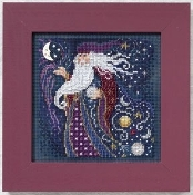 Mill Hill Wizard beaded counted cross stitch kit
