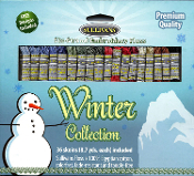 Sullivans Embroidery Floss Pack - Winter Collection 36 skeins