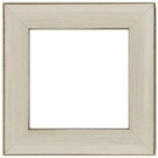 Mill Hill hand painted wood frame - GBFRM11 Taupe