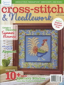 Cross Stitch & Needlework July 2013 magazine