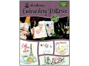 Aunt Marthas Embroidery patterns - European Delights iron-on transfers