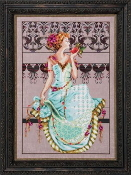 Mirabilia Designs Persephone MD127 design by Nora Corbett counted cross stitch pattern