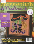Cross Stitch & Needlework September 2013 magazine