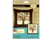 Dimensions Crewel embroidery kit - Tree