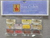 Mirabilia Designs Faerie Autumn Glow NC203E embellishment pack, Mill Hill Beads, treasures
