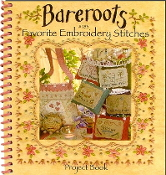 Bareroots Favorite Embroidery Stitches Project book 183