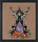 Mirabilia Designs Luna NC205 design by Nora Corbett counted cross stitch pattern