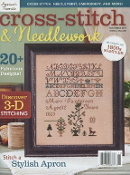 Cross Stitch & Needlework November 2014 magazine