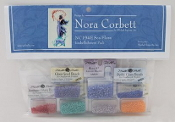 Mirabilia Designs Sea Flora NC194E embellishment pack, Mill Hill Beads