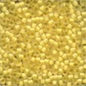 Mill Hill Frosted Glass Seed Beads 62041 Buttercup