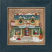 Mill Hill Christmas Counted cross stitch kit - Town Hardware