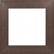 Mill Hill Frame GBFRM4 Chocolate - wooden, hand painted
