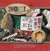 Lizzie Kate - Noel K93 Christmas counted cross stitch kit