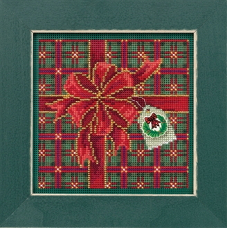 Mill Hill Saeson of Giving Counted cross stitch kit