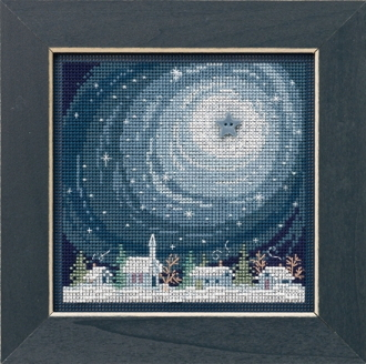 Mill Hill Winter Glow Counted cross stitch kit