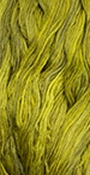 The Gentle Art Sampler threads - Chartreuse - Limited edition embroidery floss