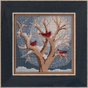 Mill Hill Frosty Morning Counted cross stitch kit