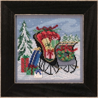 Mill Hill Special Delivery Counted cross stitch kit