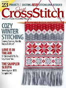 Just Cross Stitch February 2021 magazine