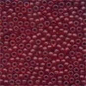 Mill Hill Frosted Glass Seed Beads 62032 Cranberry