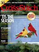 Just Cross Stitch December 2020 magazine