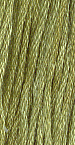 The Gentle Art Sampler Threads - Avocado 0130 5 yard skein embroidery needlework thread
